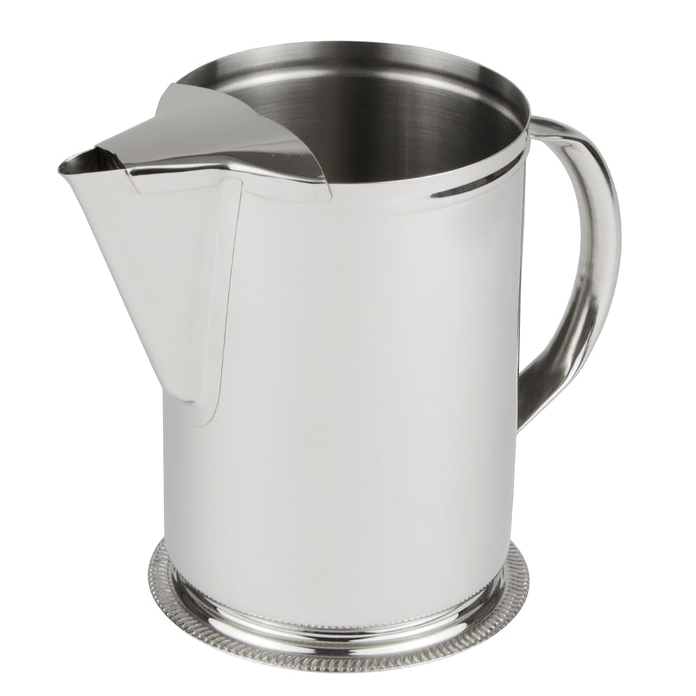 Update WP-64 64 oz Water Pitcher - Stainless