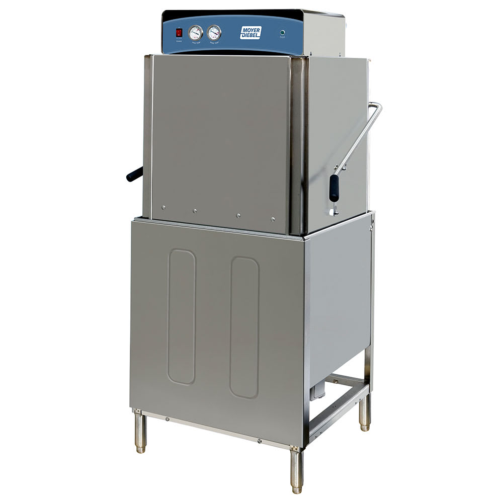 Moyer Diebel MD-2000 Electric High Temp Door-Type Dishwasher w/ Booster Heater, 240v/3ph
