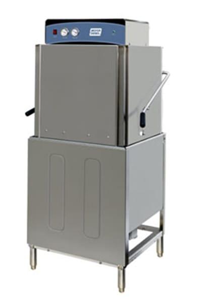 Moyer Diebel MD-2000 240501 Door-Type Dishwasher, Built-In Booster Heater, 55-Racks in 1-hr, 240/1 V, Export