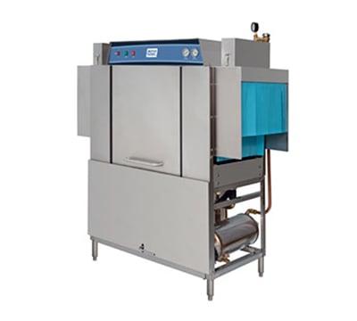 Moyer Diebel MD444803 Rack Conveyor Type Dishwasher w/ 44-in Single Tank, 216-Racks in 1-hr, 480/3 V