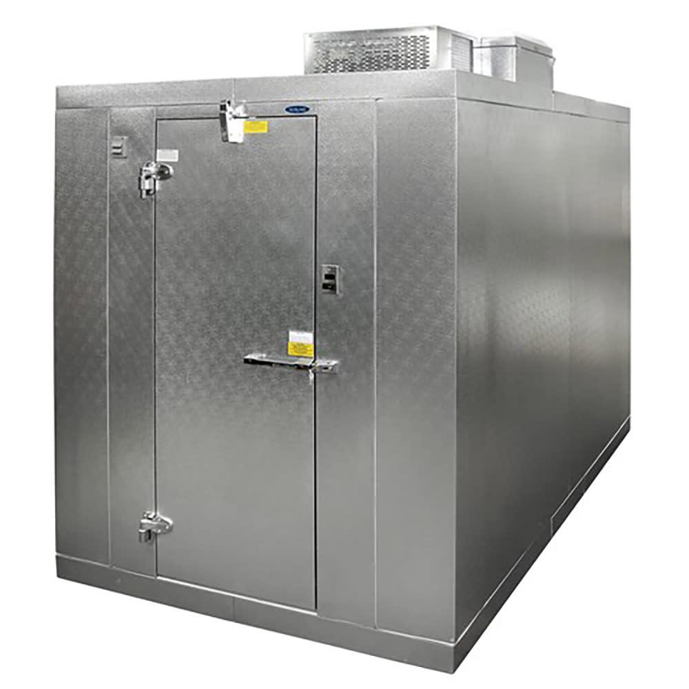 Norlake KLB77814-C Indoor Walk-In Refrigerator w/ Top Mount Compressor, 8' x 14'