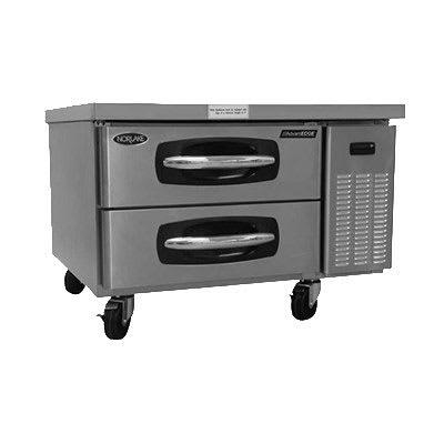 """Norlake NLCB36 36"""" Chef Base w/ (2) Drawers - 115v"""