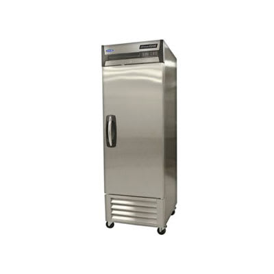 """Norlake NLR23-S 27.5"""" Single Section Reach-In Refrigerator, (1) Solid Door, 115v"""