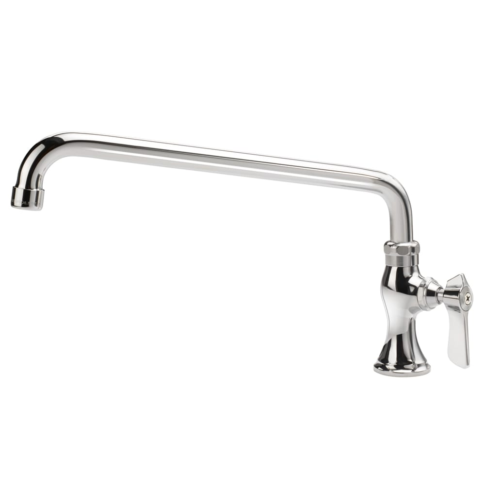 "Krowne 16-109L Single Pantry Faucet - 12"" Swing Spout, Low Lead"