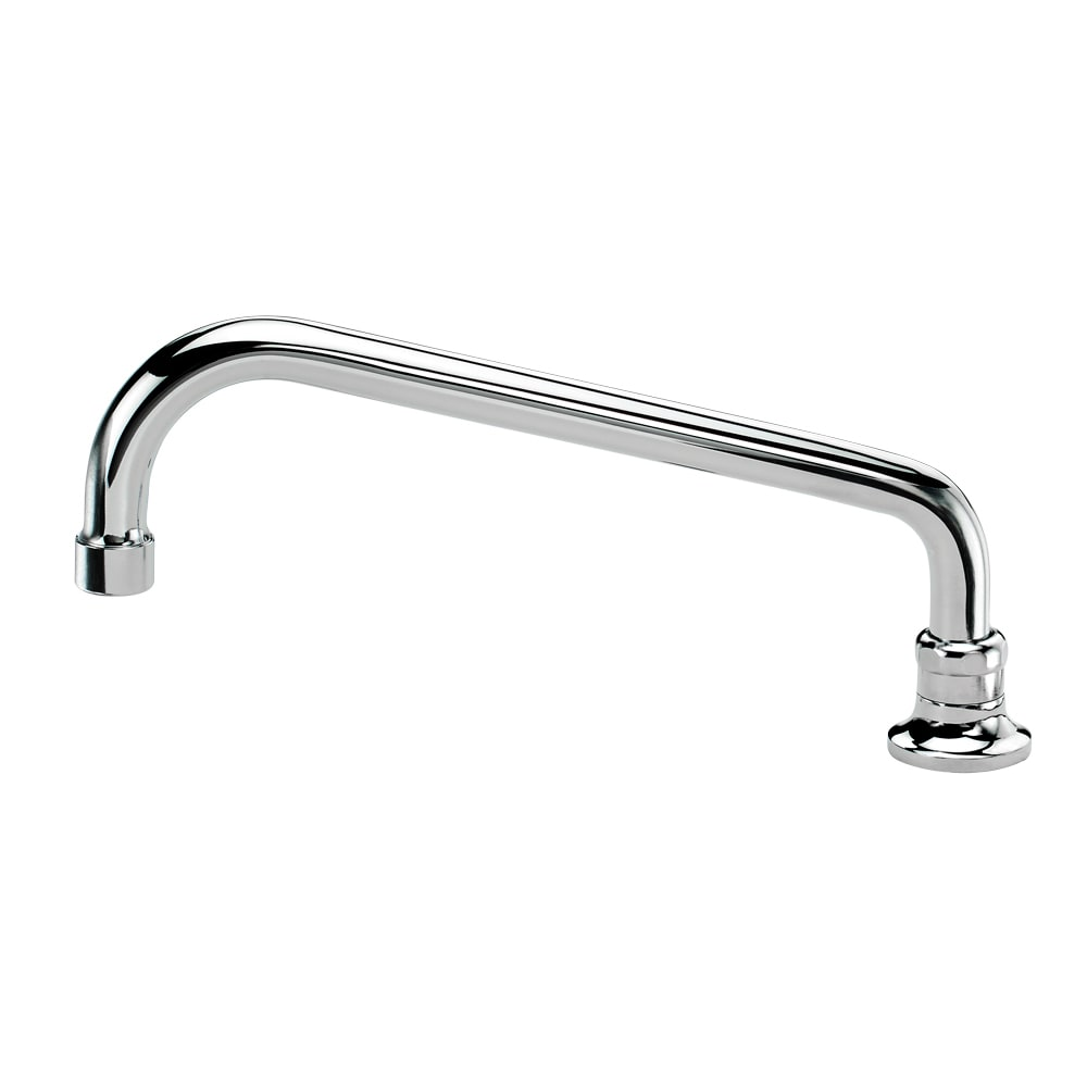 "Krowne 16-133L Low Lead Royal Series Faucet, Single Hole, 10"" Spout, Deck Mount"