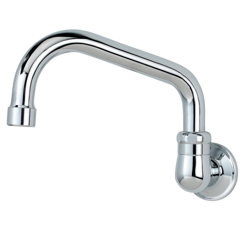 "Krowne 16-141L Low Lead Royal Series Splash Mount Faucet w/ 1-Hole & 6"" Spout"
