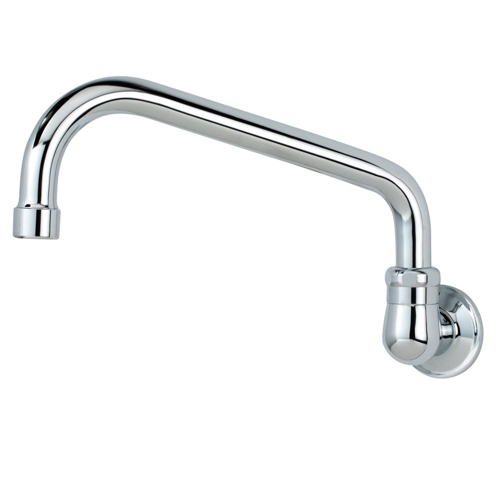 "Krowne 16-142L Low Lead Royal Series Faucet,8"" Spout, Splash Mount, Single Hole"