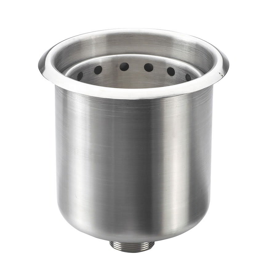 "Krowne 16-150 Stainless Steel Drop In Dipperwell, Fits 6-1/2"" Diameter Hole"