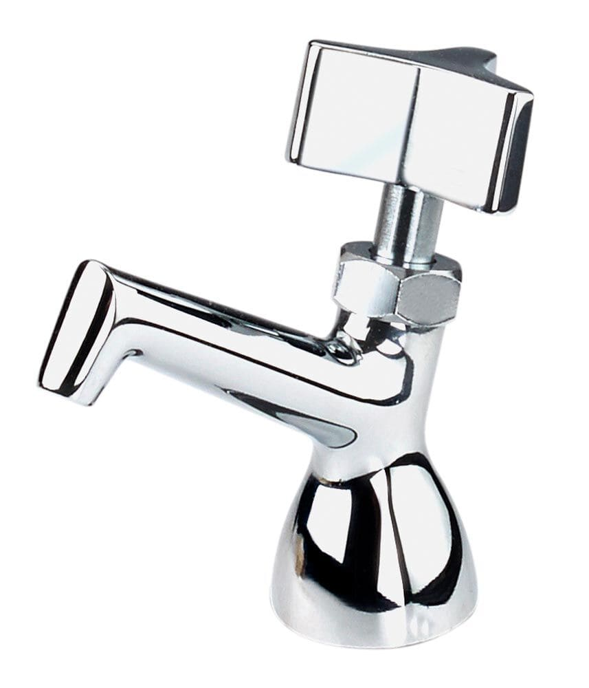 Krowne 16-151L Chrome Plated Brass Finish Low Lead Faucet, Knob Type ...