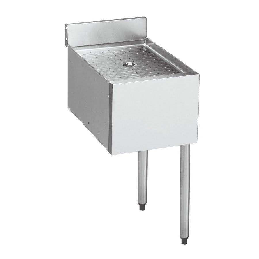 """Krowne 21-12DST Commercial Hand Sink w/ 14""""L x 10""""W x 7""""D Bowl, Soap Dispenser"""