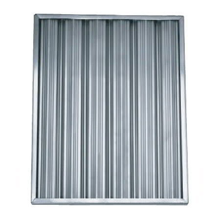 """Krowne G2020 Galvanized Grease Filter, 20 H x 20"""" W"""