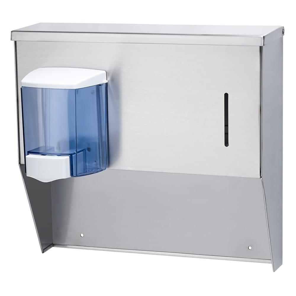 Krowne H 111 Towel Soap Dispenser For Wall Mount Hand Sinks