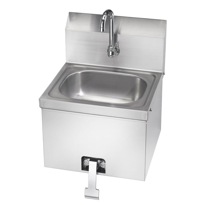 Krowne HS-15 Wall Mount Commercial Hand Sink w/ 14\