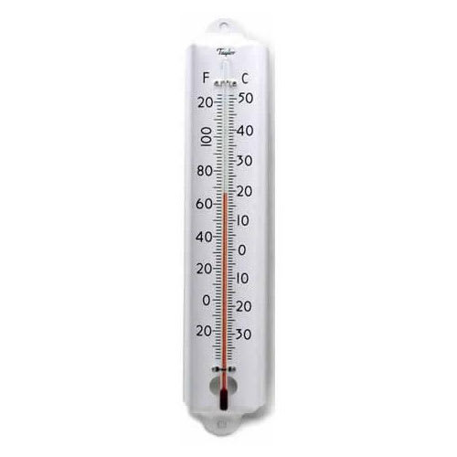 """Taylor 1105J 12"""" Thermometer for Cold / Dry Storage, -30 - 120 F"""