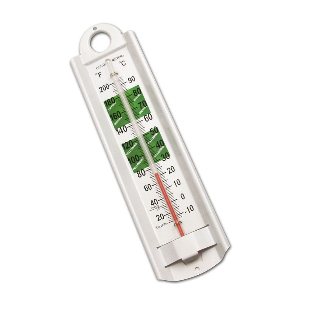Taylor 5948N Tobacco Thermometer w/ 10 to 100 F Degrees Range