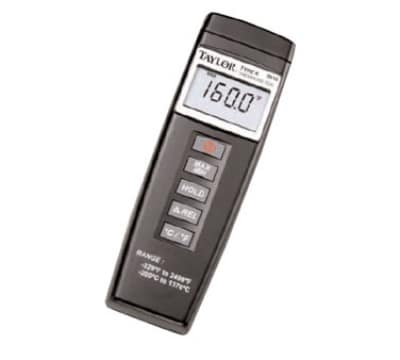 Taylor 9810 Hand-Held Digital Thermocouple Thermometer, -58 to 2498 F Degrees