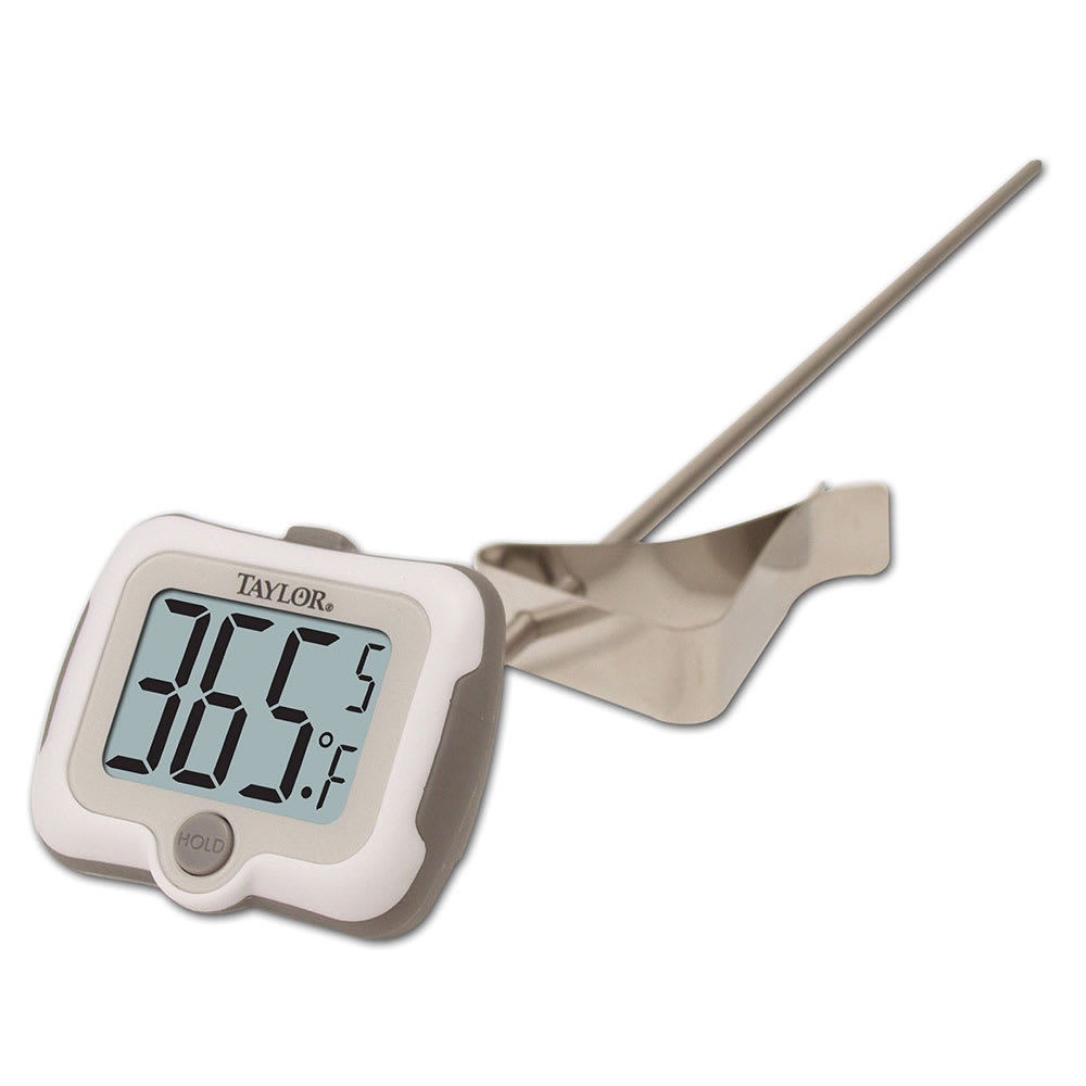 Taylor 9839-15 Digital Candy & Deep Fry Thermometer w/ Adjustable Head