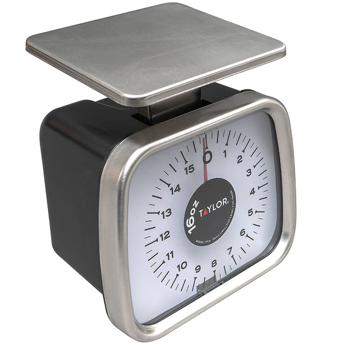 Taylor TP16 16 oz Compact Portion Scale