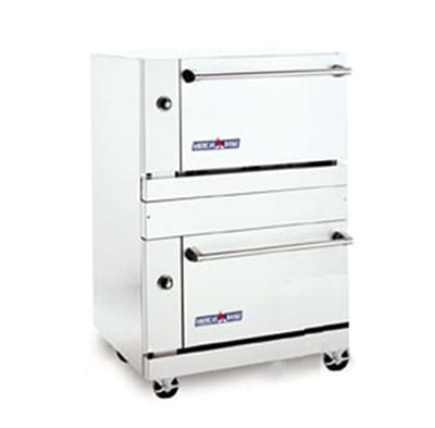 American Range ARDS-36 Double Multi Purpose Deck Oven, NG