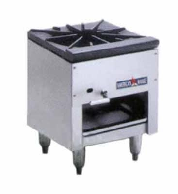 American Range ARSP-J 1-Burner Stock Pot Range, NG