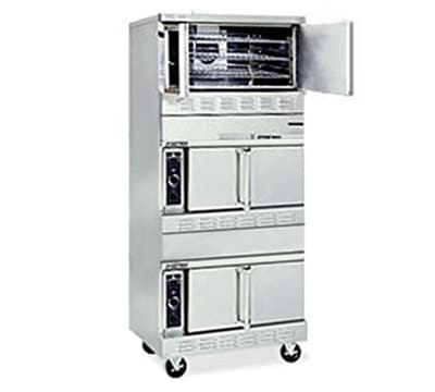 American Range ARTL3-NV Triple Multi Purpose Deck Oven, LP