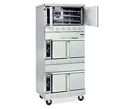 American Range ARTL3-NV Triple Multi Purpose Deck Oven, NG