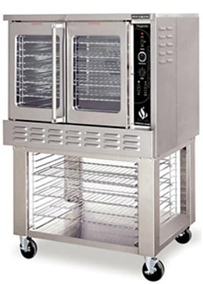 American Range MSDE-1 Full Size Electric Convection Oven - 208v/3ph