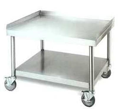 """American Range QESS-48 Equipment Stand for AMSQ-30 w/ Open Base, 48 x 27 x 18"""""""