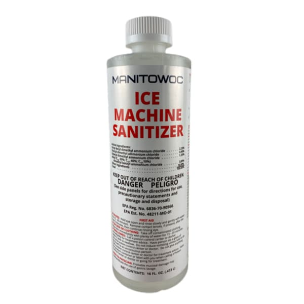 Manitowoc Ice 000005164 16-oz AuCS-SI Sanitizer