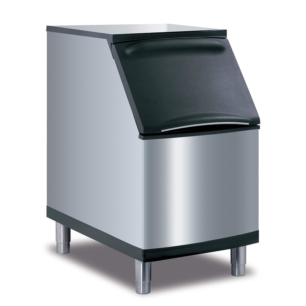 "Manitowoc Ice B-320 22"" Wide 210-lb Ice Bin with Lift Up Door"