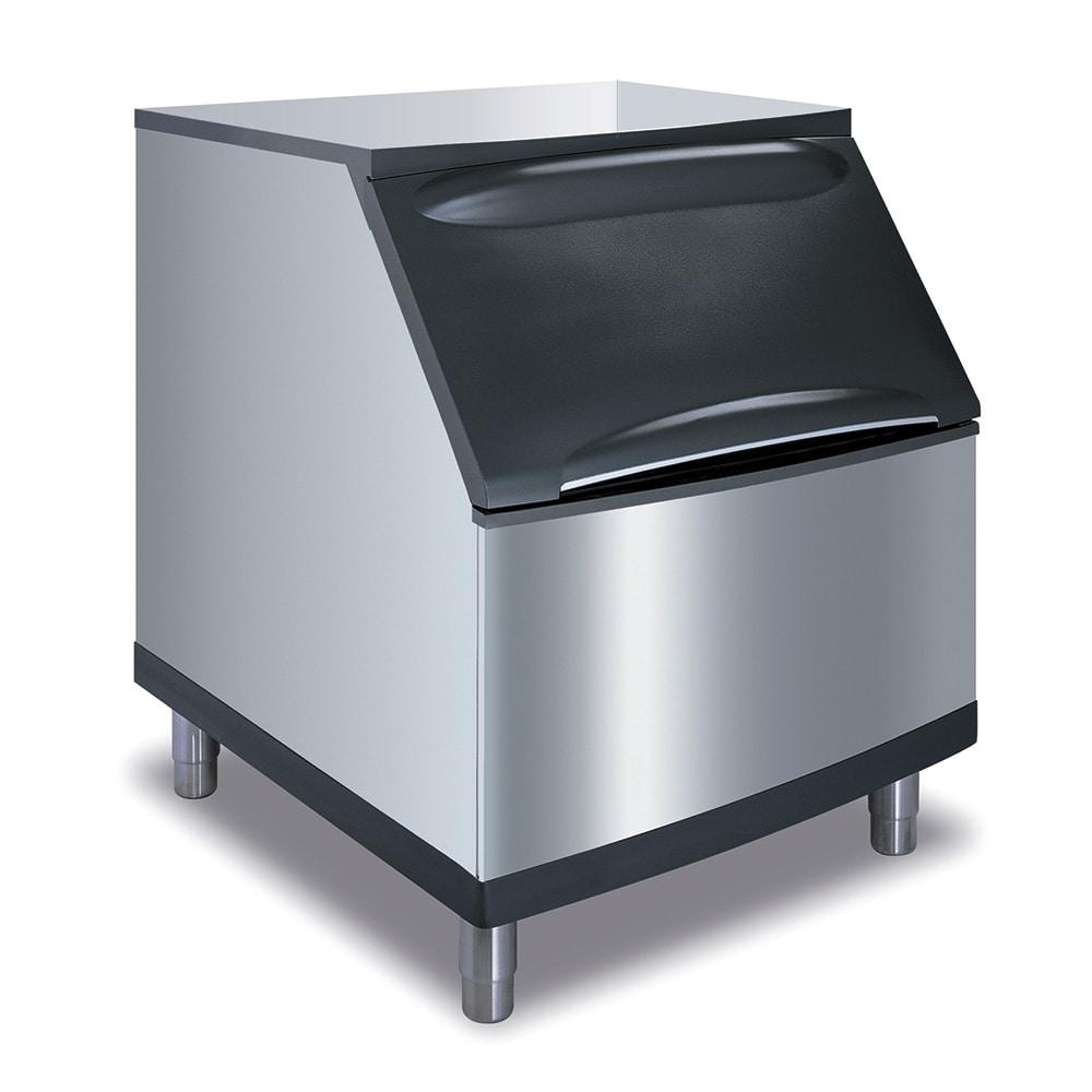 "Manitowoc Ice B-400 30""W 290-lb Ice Bin w/ Lift Up Door"