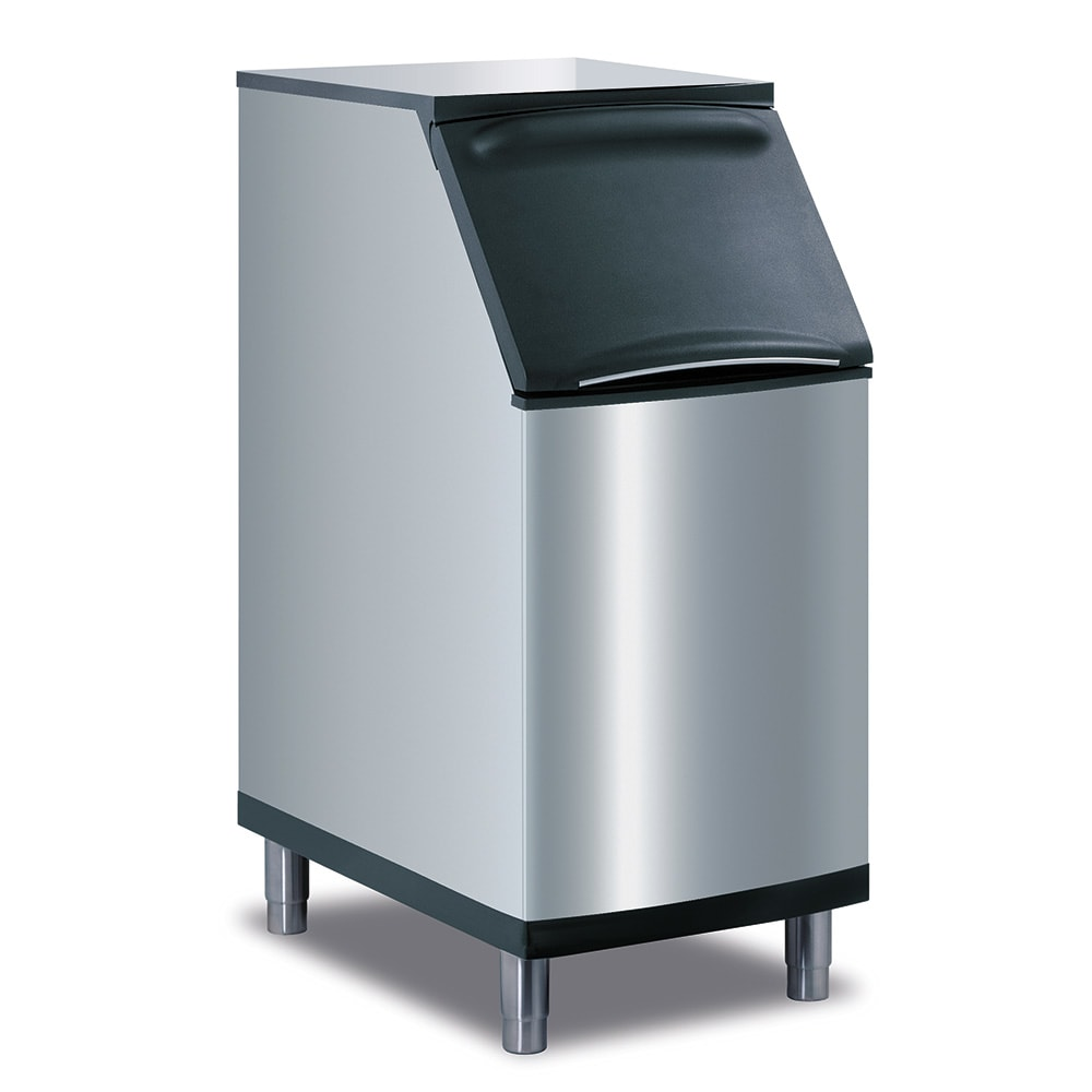 "Manitowoc Ice B-420 22"" Wide 310-lb Ice Bin with Lift Up Door"