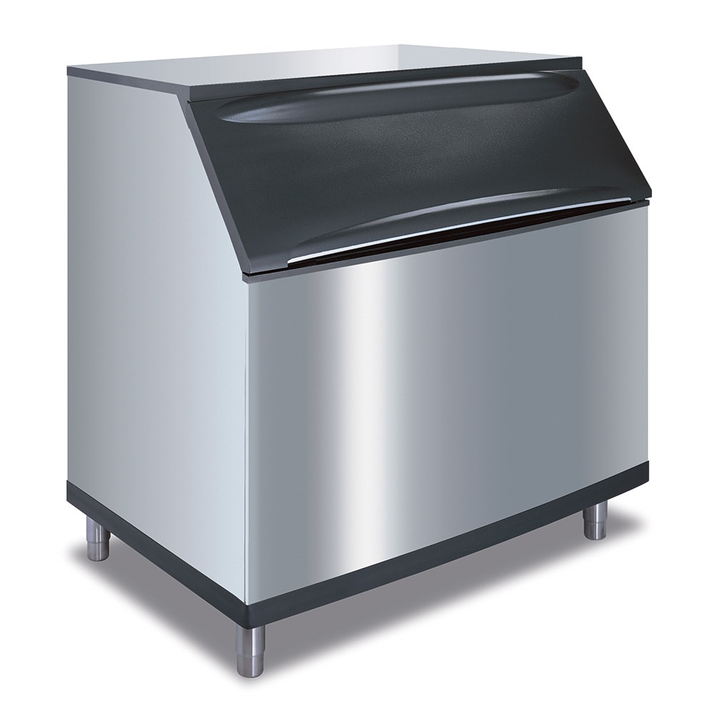 """Manitowoc Ice D970 48"""" Wide 710-lb Ice Bin with Lift Up Door"""