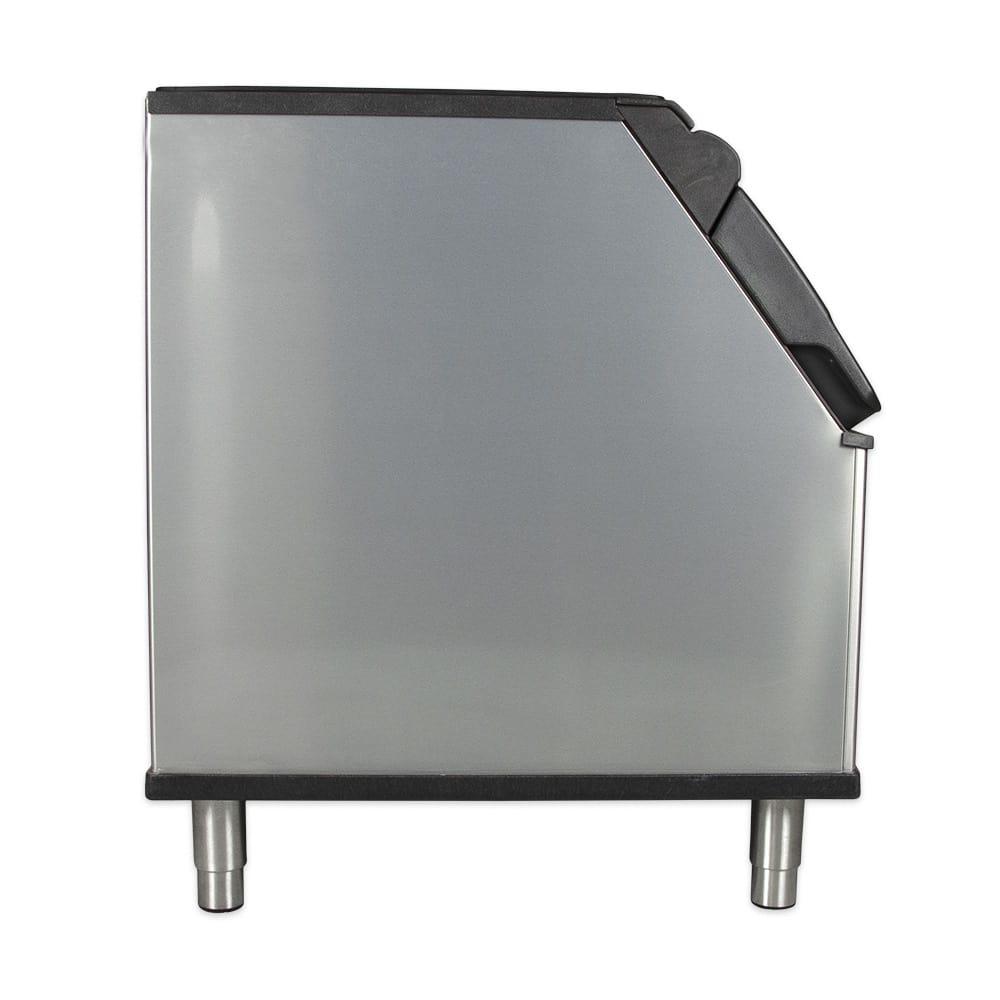 "Manitowoc Ice D400 30""W 365 lb Ice Bin w/ Lift Up Door"