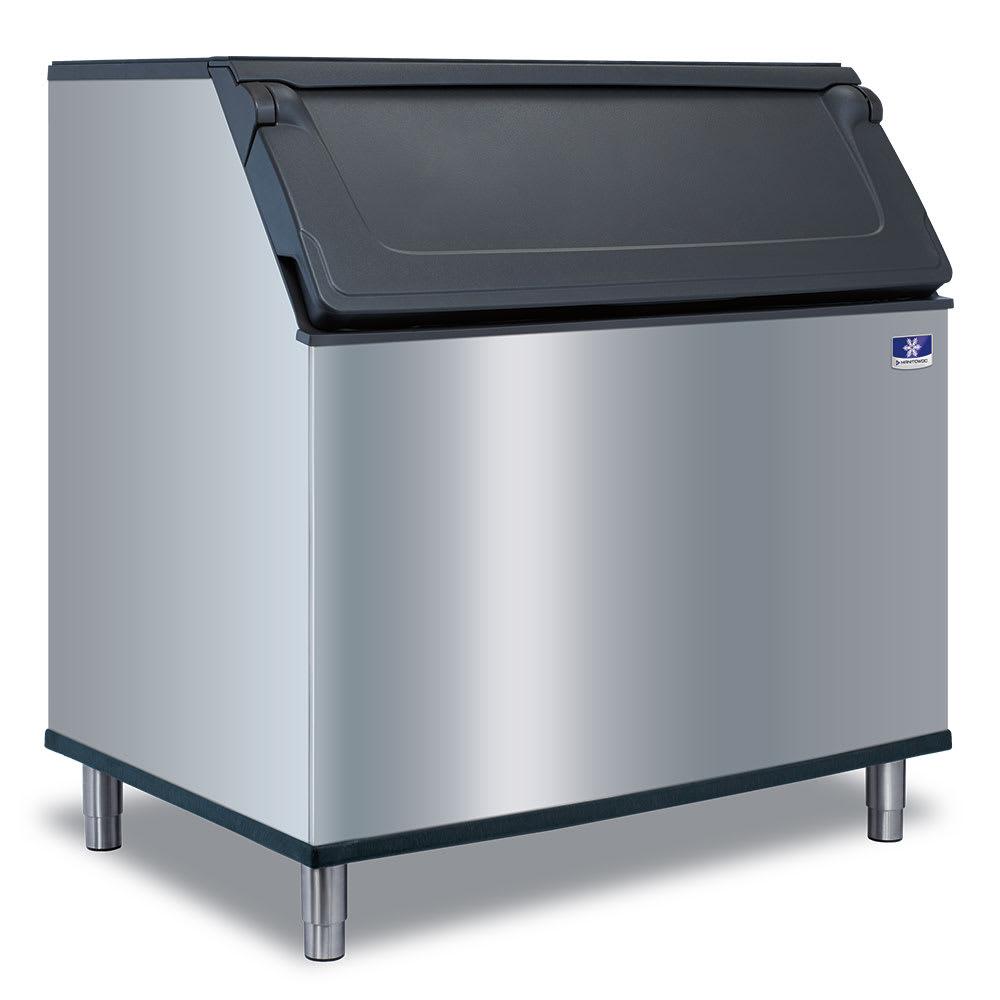 "Manitowoc Ice D-970 48""W 882 lb Ice Bin w/ Lift Up Door"