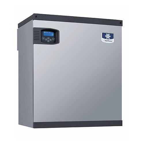 "Manitowoc Ice IB-0894YC 22"" QuietQube® Half Cube Ice Machine Head - 865 lb/24 hr, Remote Cooled, 115v"