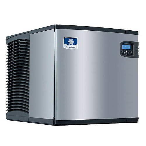 "Manitowoc Ice ID-0322A 22"" Indigo™ Cube Ice Machine Head - 335-lb/24-hr, Air Cooled, 115v"