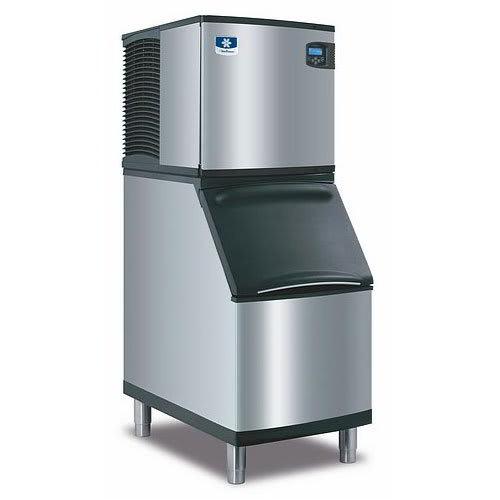 Manitowoc Ice ID-0322A-B-320 335-lb/Day Full Cube Ice Maker w/ 210-lb Bin, Air Cooled, 115v