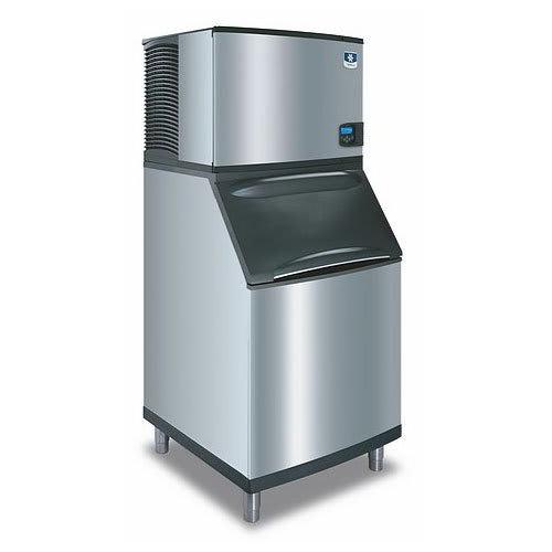 Manitowoc Ice ID0453W161B570 430-lb/Day Full Cube Ice Maker w/ 430-lb Bin, Water Cooled, 115v