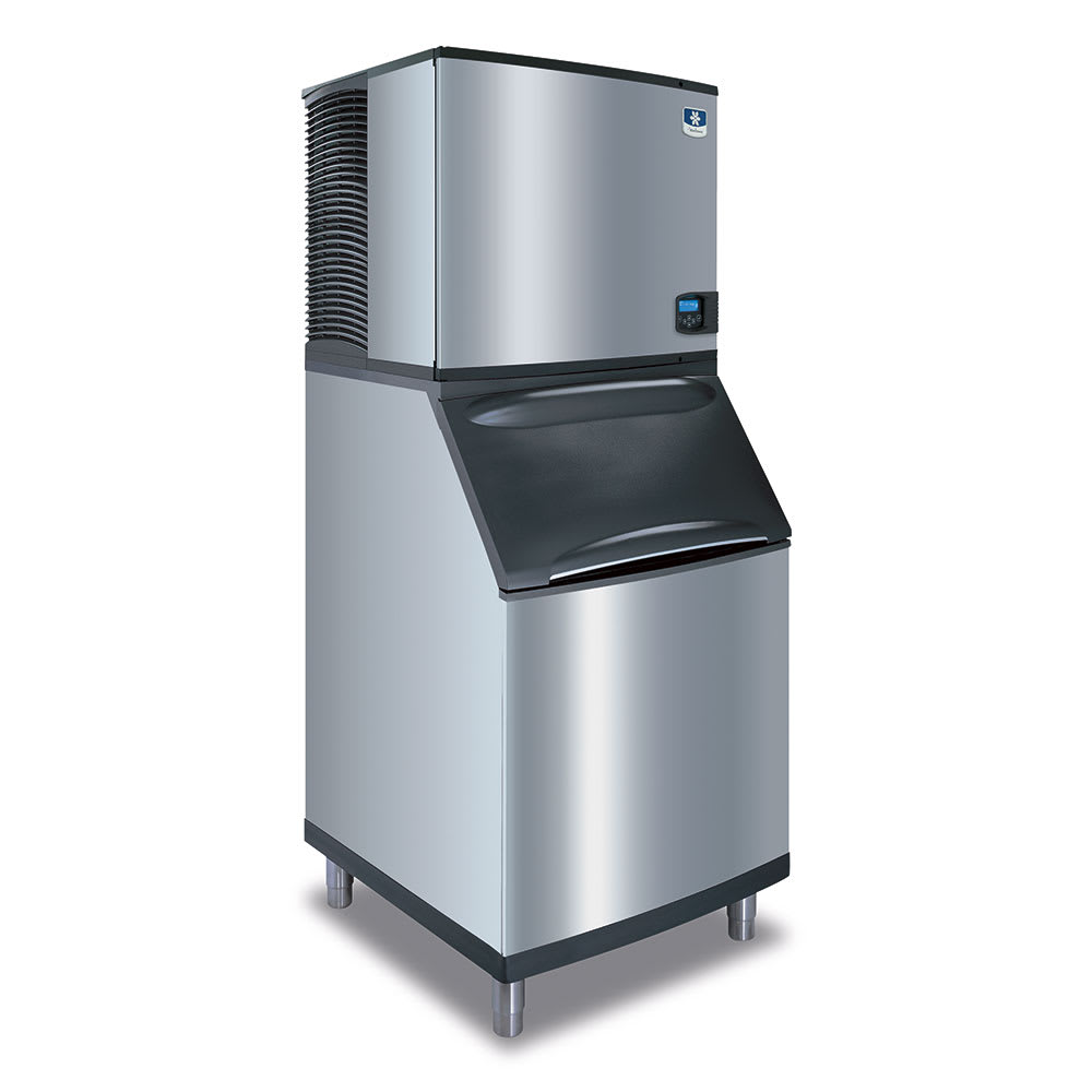 Manitowoc Ice ID-0502A-B-570 530-lb/Day Full Cube Ice Maker w/ 430-lb Bin, Air Cooled, 115v