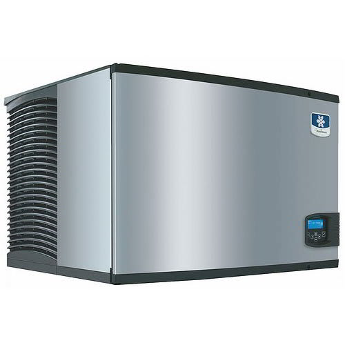 "Manitowoc Ice ID-0503W 30"" Indigo™ Full Cube Ice Machine Head - 550-lb/24-hr, Water Cooled, 115v"