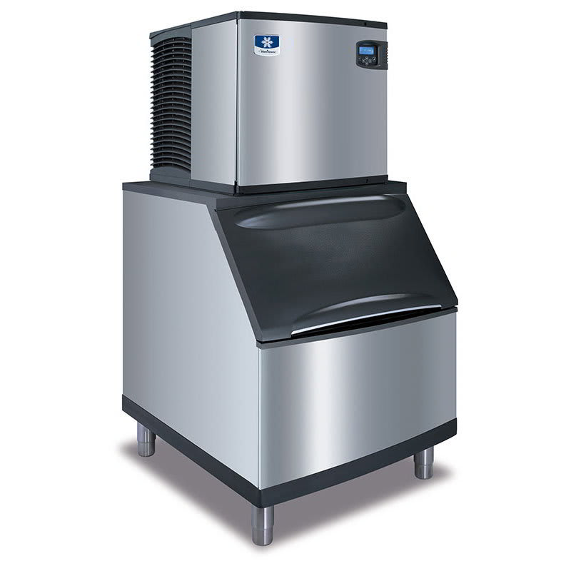 Manitowoc Ice ID-0522A-B-420 475-lb/Day Full Cube Ice Maker w/ 310-lb Bin, Air Cooled, 115v