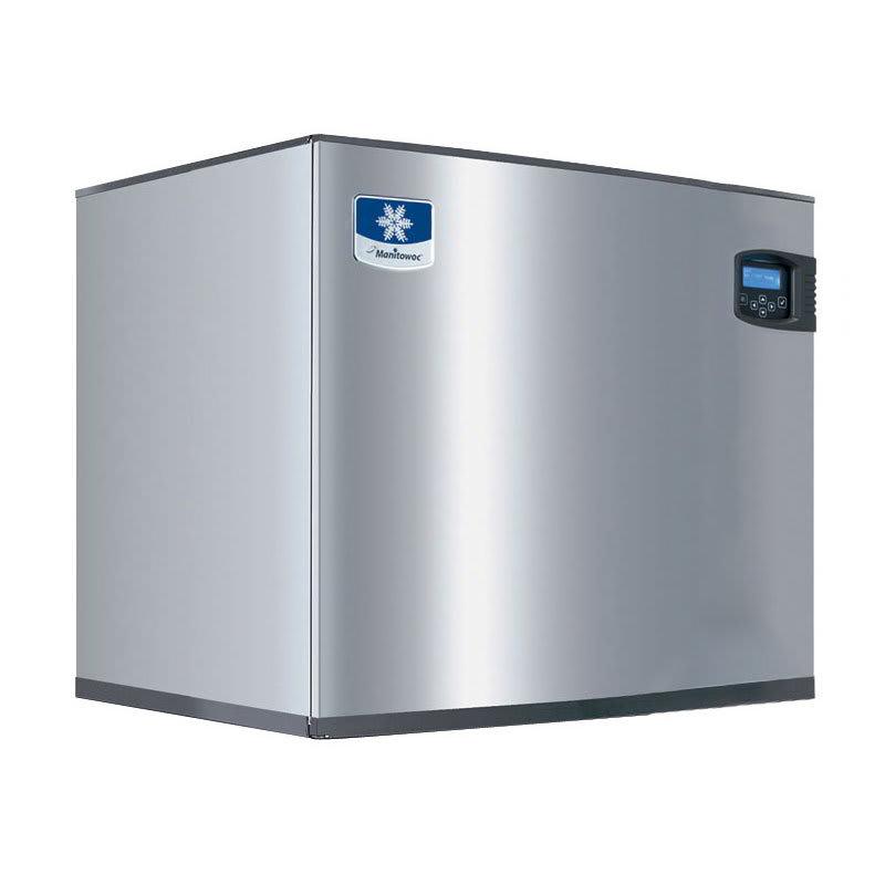 """Manitowoc Ice ID-1472C 30"""" Indigo™ QuietQube Full Cube Ice Machine Head - 1330-lb/24-hr, Remote Cooled, 115v"""
