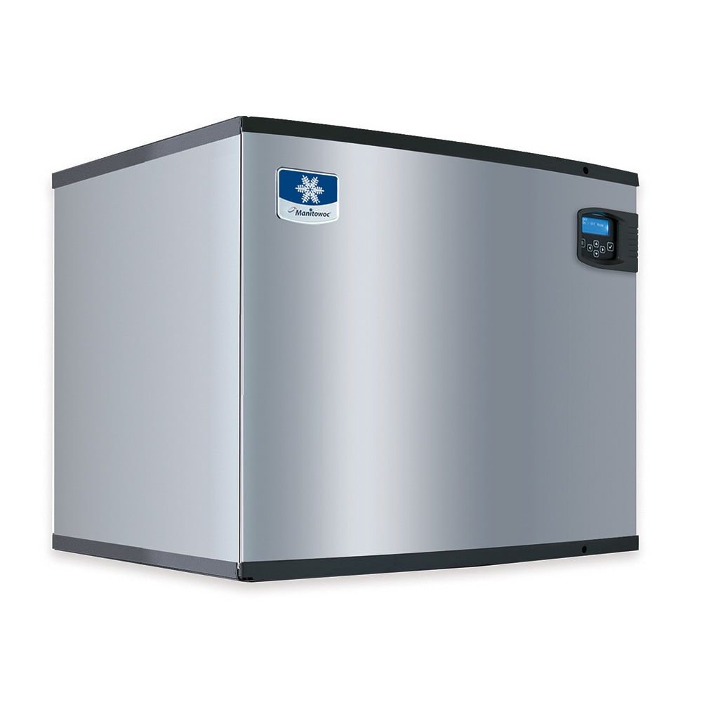 "Manitowoc Ice ID-2176C 30"" Indigo™ QuietQube Full Cube Ice Machine Head - 1919-lb/24-hr, Air Cooled, 115v"