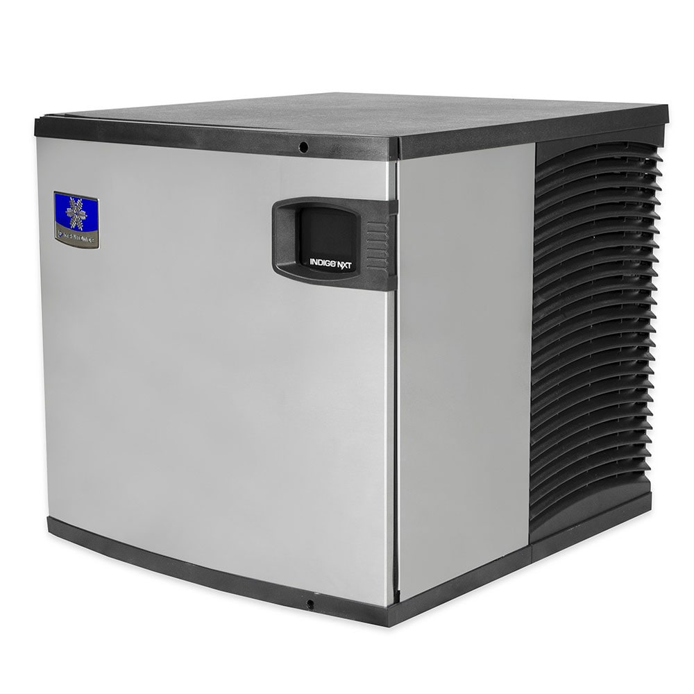 "Manitowoc Ice IDT-0420W 22"" Indigo NXT™ Full Cube Ice Machine Head - 454 lb/24 hr, Water-Cooled, 115v"