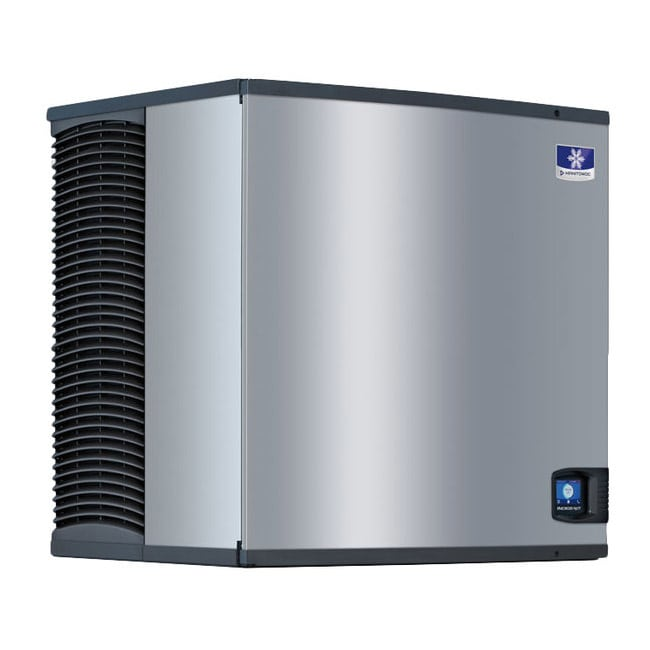 "Manitowoc Ice IDT-1200C 30"" Indigo NXT™ Full Cube Ice Machine Head, Remote - 1142 lb/24 hr, Air Cooled, 115v"