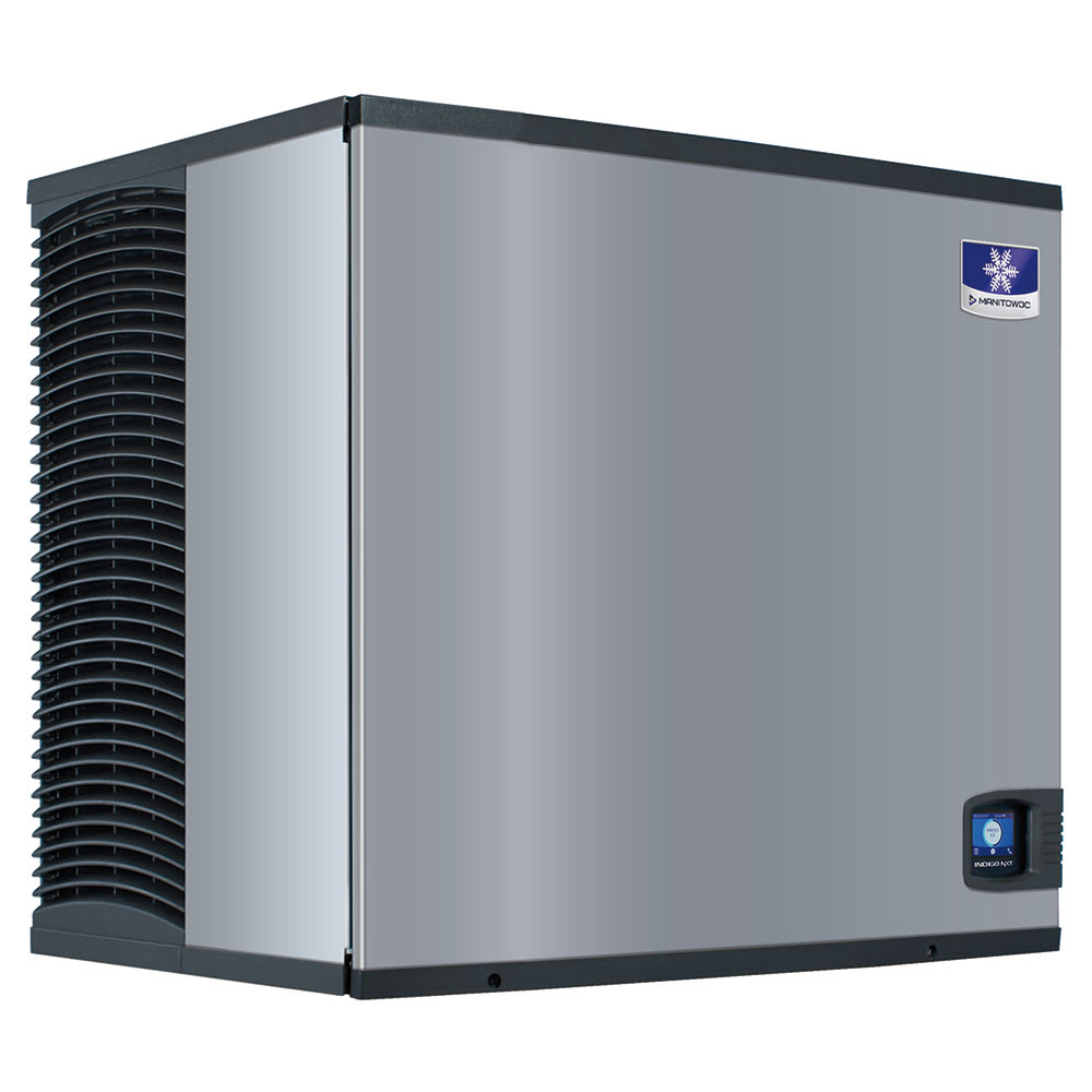 "Manitowoc Ice IDT-1200W 30"" Indigo NXT™ Full Cube Ice Machine Head - 1078 lb/24 hr, Water Cooled, 208-230v/1ph"