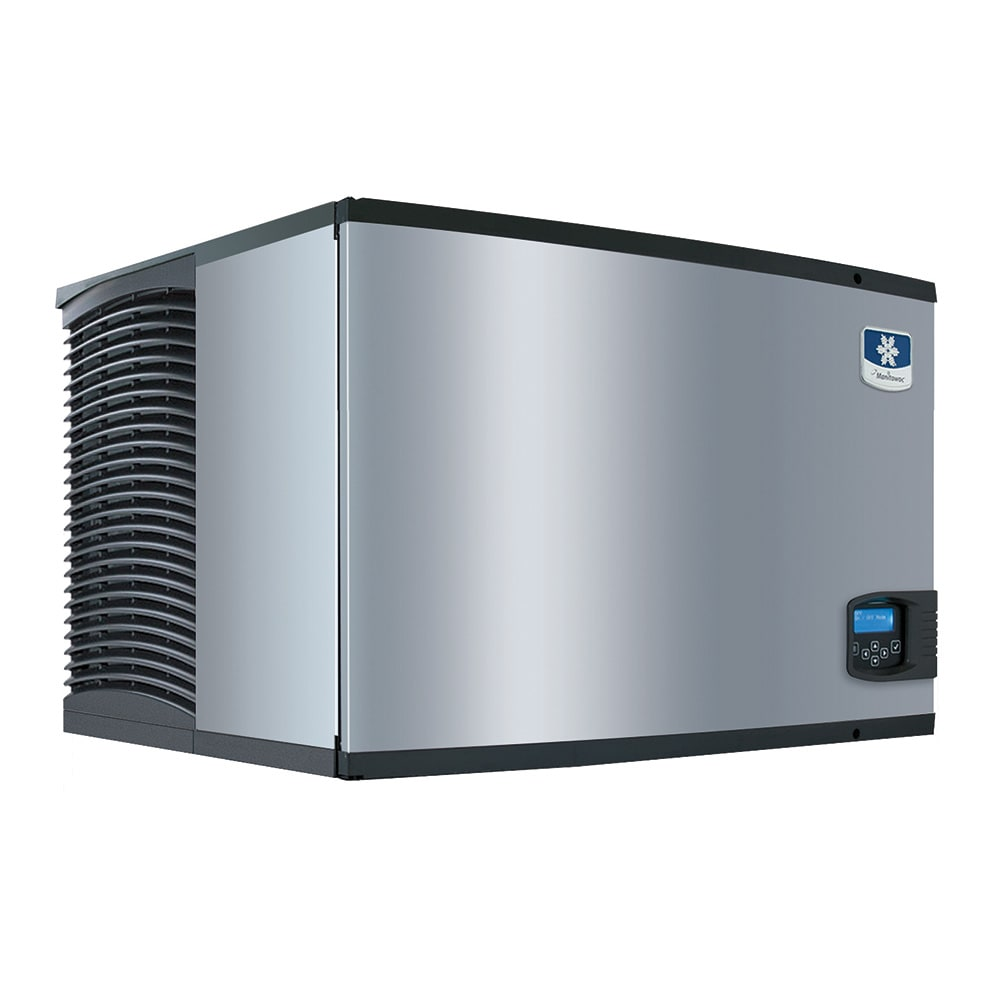 "Manitowoc Ice IR-0501W 30"" Indigo™ Large Cube Ice Machine Head - 500-lb/24-hr, Water Cooled, 115v"