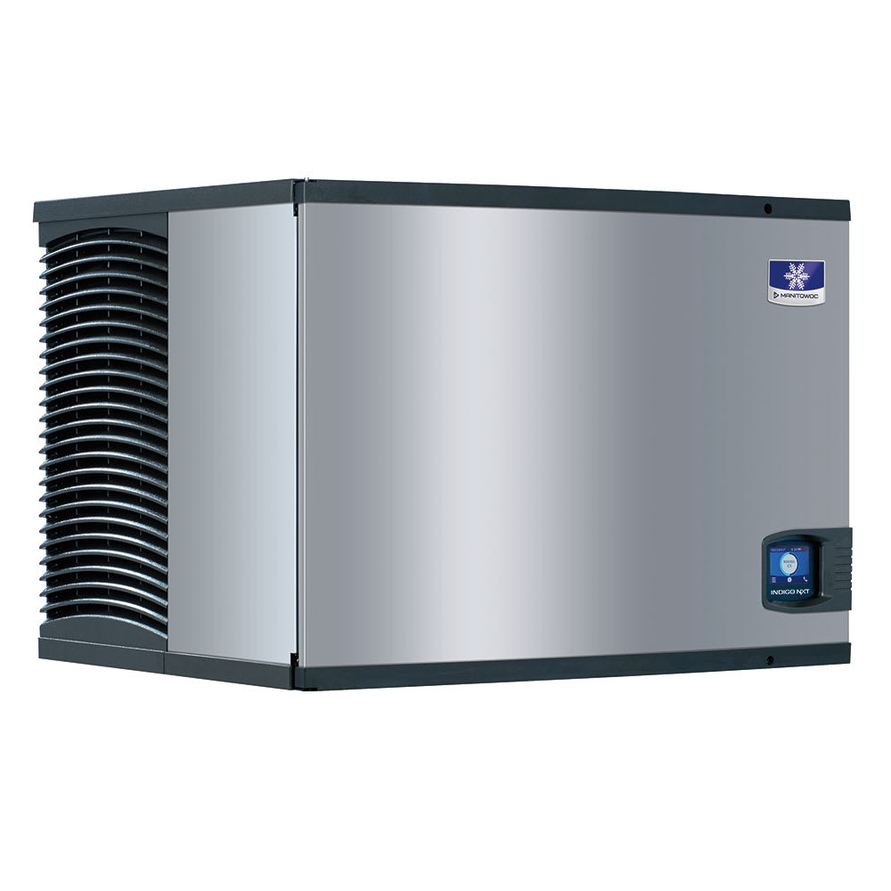 "Manitowoc Ice IRT-0500W 30"" Indigo NXT™ Large Cube Ice Machine Head - 500-lb/24-hr, Water-Cooled, 115v"