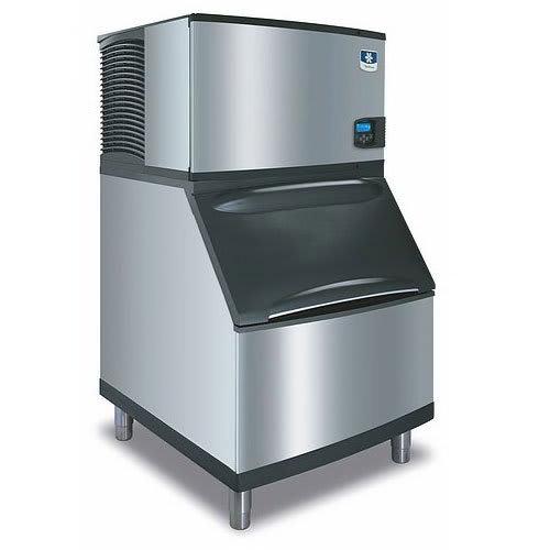 Manitowoc Ice IY-0304A-B-400 310-lb/Day Half Cube Ice Maker w/ 290-lb Bin, Air Cooled, 115v
